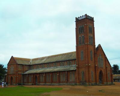 La Cathédrale de Mbalmayo
