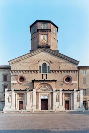 La Cathédrale de Reggio Emilia